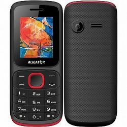 Aligator D210 Dual SIM červený