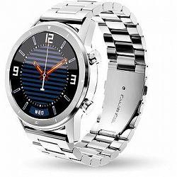 Aligator Watch PRO (Y80), strieborné