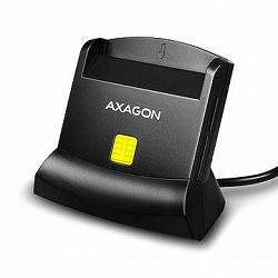 AXAGON CRE-SM2 Smart card & SD/microSD/SIM card