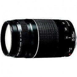 Canon EF 75-300mm F4.0 - 5.6 III Zoom