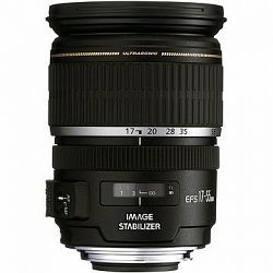 Canon EF-S 17-55 mm F2.8 IS USM Zoom černý