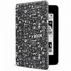 CONNECT IT CEB-1043-BK na Amazon NEW Kindle Paperwhite 2018, Doodle black