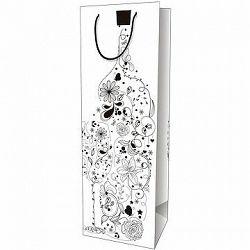 Darčeková taška na víno - 209492