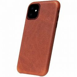 Decoded Leather Backcover Brown iPhone 11