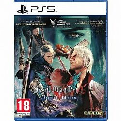 Devil May Cry 5: Special Edition – PS5
