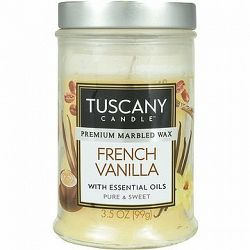 Empire Candle 3.5oz TUS  French Vanilla