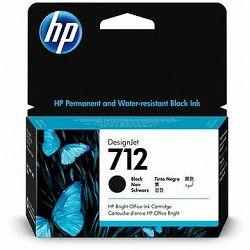 HP 3ED70A č. 712 čierny