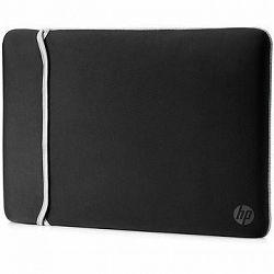 HP Reversible Sleeve Black / Silver 14