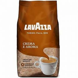 Lavazza Crema e Aroma, zrnková, 1000 g
