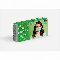 Mesaverde jednorazové rúško 10ks - zelené