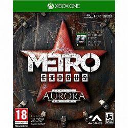 Metro: Exodus – Aurora edition – Xbox One