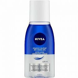 NIVEA Daily Essentials Double Effect Eye Make-up Remover 125 ml