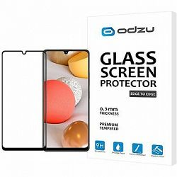 Odzu Glass Screen Protector E2E Samsung Galaxy A42 5G