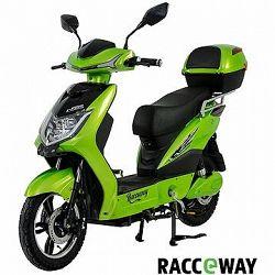 Racceway E-Fichtl, 12 Ah, sv. zelený-metalický