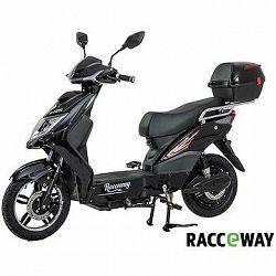 Racceway E-Fichtl, 20 Ah, čierny-lesklý