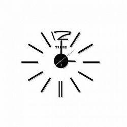 Stardeco Nástenné nalepovacie hodiny HM-10E028