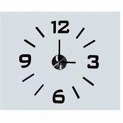 Stardeco Nástenné nalepovacie hodiny HM-10ME101B