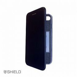 Swissten Shield book Huawei P10 lite černé