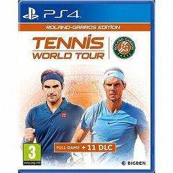 Tennis World Tour – RG Edition – PS4