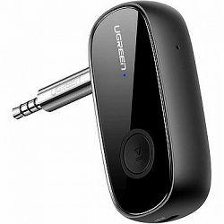 Ugreen Car & Home Bluetooth 5.0 Receiver aptX Audio Adaptér Handsfree Black