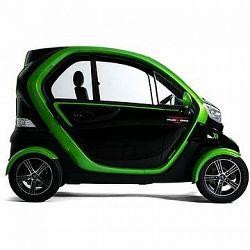 VXT 2 QUADRO Čierno-zelený