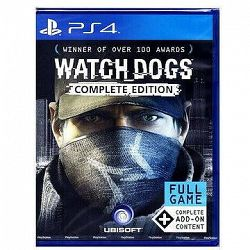 Watch Dogs Complete Edition – PS4
