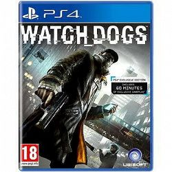Watch Dogs – PS4