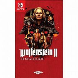 Wolfenstein II: The New Colossus – Nintendo Switch