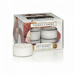 YANKEE CANDLE Soft Blanket 12 × 9,8 g